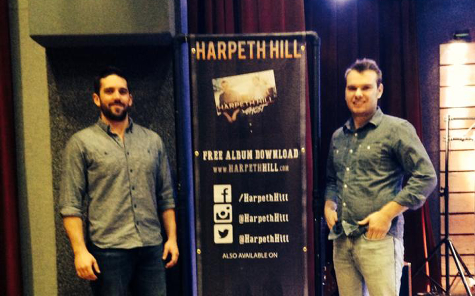 Banner for Harpeth Hill Band