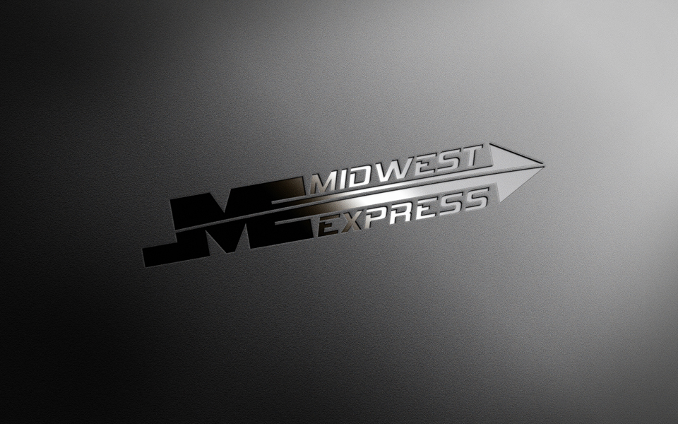 Custom Logo for Midwest Express