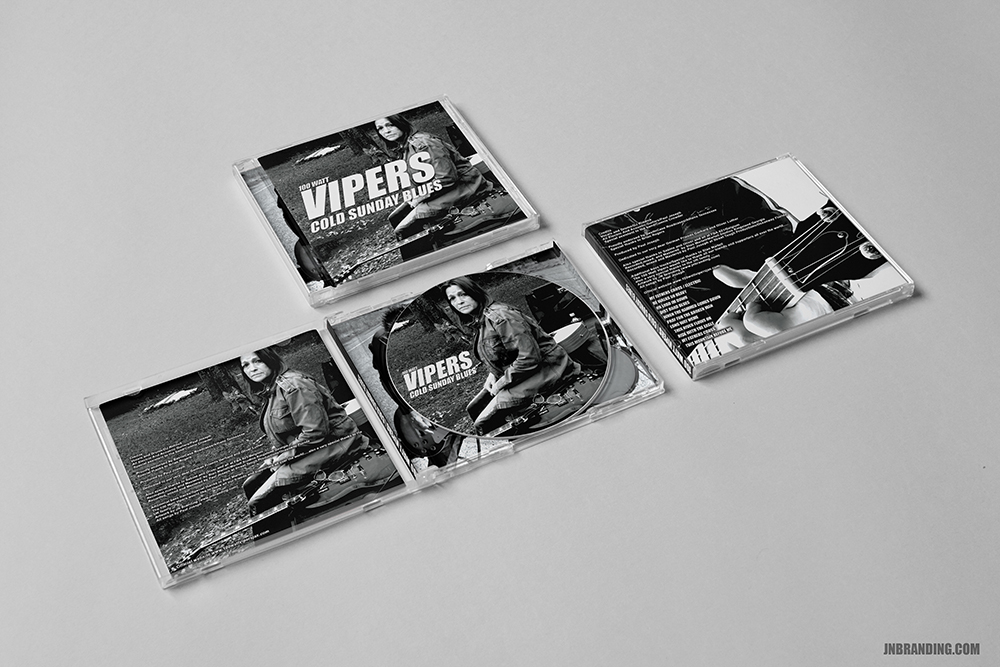 professional cd design and artwork